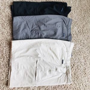 Three Chaps Golf shorts waist 42